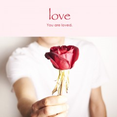 Love e-card: You are loved — $1.95