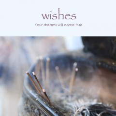 Wishes e-card: Your dreams will come true — $1.95