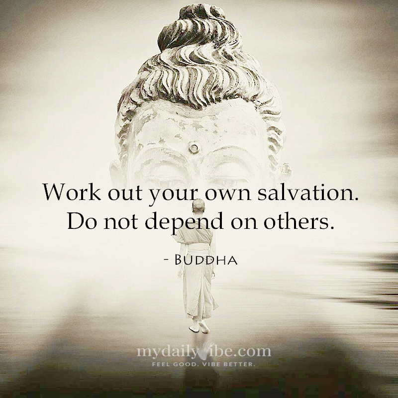 Work out your own salvation by buddha thecheapjerseys Image collections