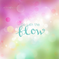 Go with the Flow – MDV