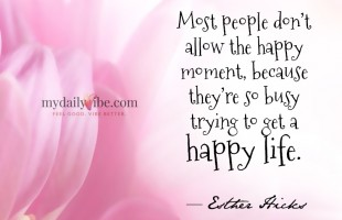 Most People Don't Allow by Esther Hicks