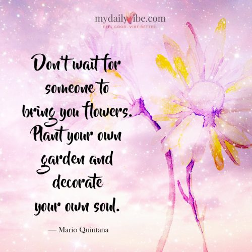 Don't Wait For Someone