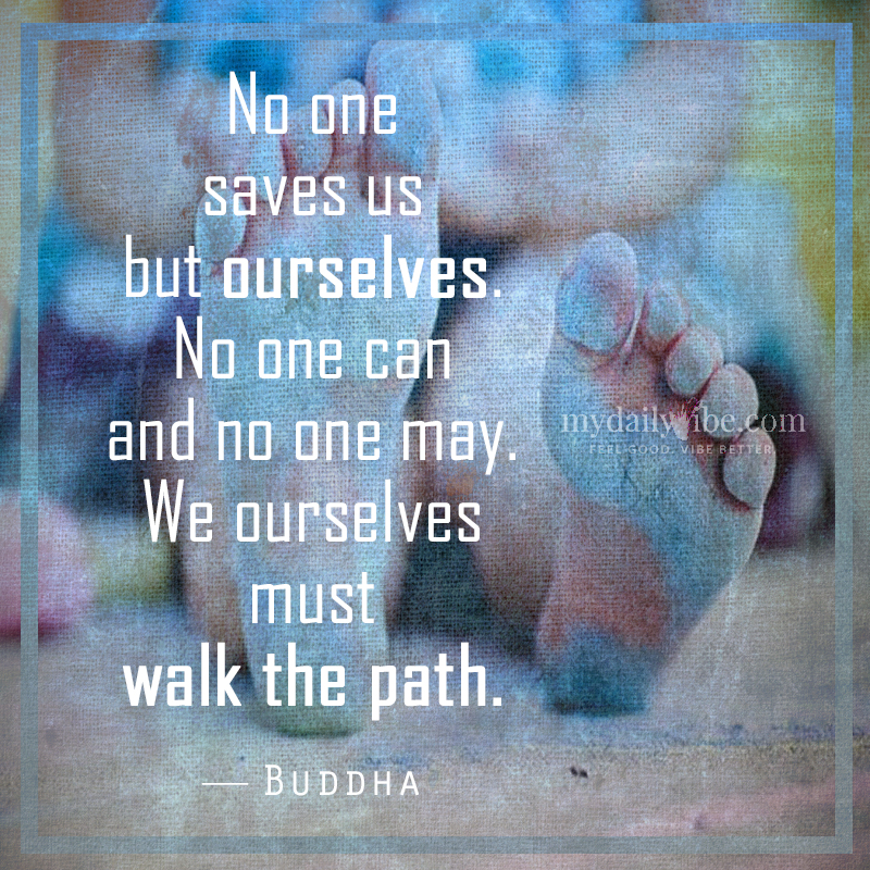 No One Saves Us by Buddha
